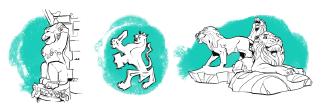 Singa dan Kota Malang